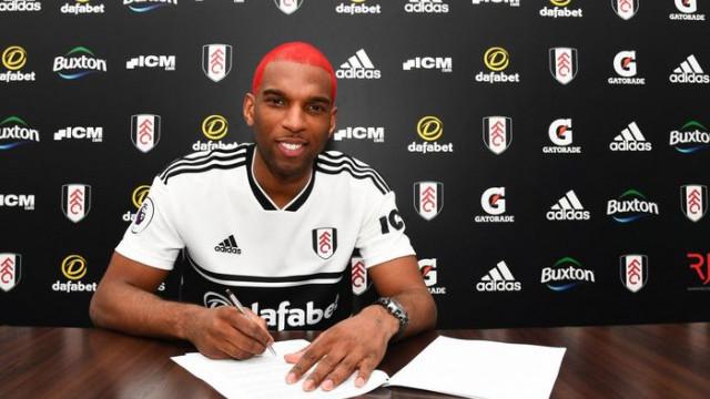 Beşiktaş, Ryan Babel'in Fulham'a transfer olduğunu açıkladı