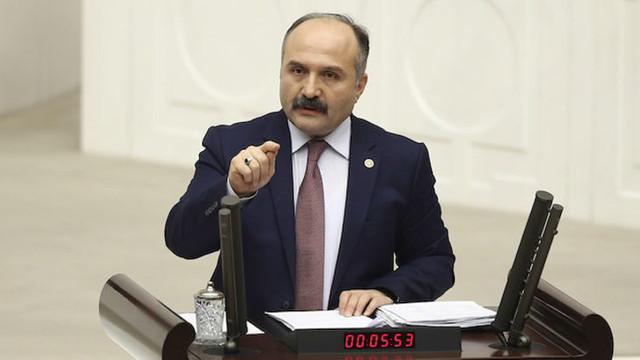 MHP'den ihraç edilen Erhan Usta, İYİ Parti'den aday olacak mı ?