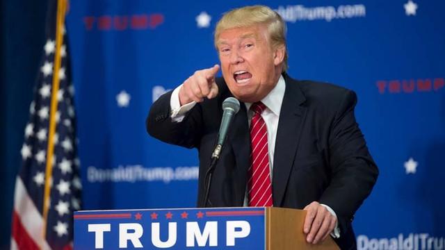 Trump'tan dünyaya tehdit: ''İndireceğiz''