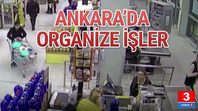 Ankara'daki organize rezalet Emniyet'i harekete geçirdi