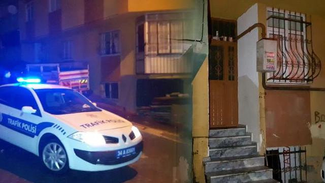 Esenyurt'ta 4 katlı binada esrarengiz olay ! Polis alarma geçti