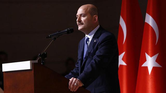 Bakan Soylu: PKK'nın Karadeniz'e açılmasının önüne geçtik