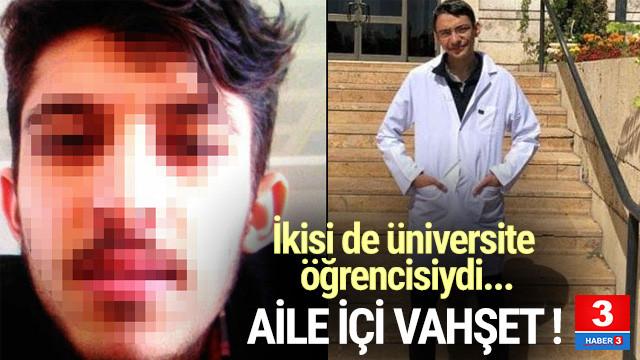 Üniversiteli genç kardeşini öldürdü, annesini yaraladı
