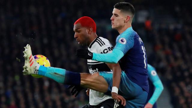Fulham 1 - 2 Tottenham (Premier Lig)