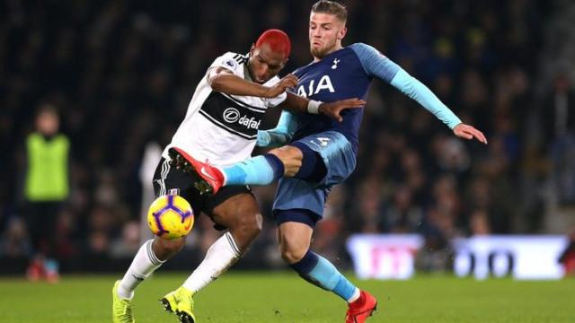 Ryan Babel'e Fulham'daki ilk maçında İngiliz basınından övgü
