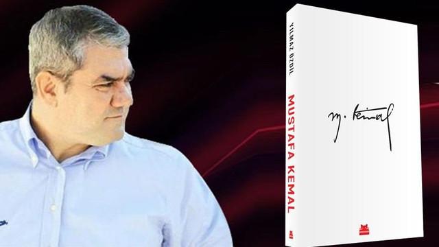 Yılmaz Özdil'in ''Mustafa Kemal'' kitabı 09.05'te 2 bin 500 TL'Ye satılacak