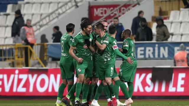 Kasımpaşa 0 - 1 Çaykur Rizespor