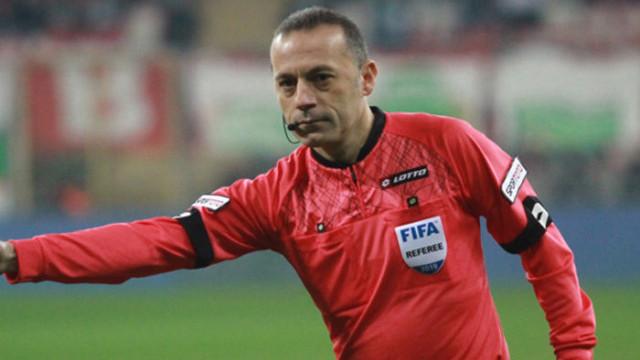 Cüneyt Çakır'dan Bursaspor - Fenerbahçe maçında bir ilk
