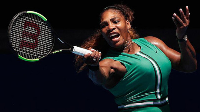 Serena Williams Avusturya Açık'ta elendi