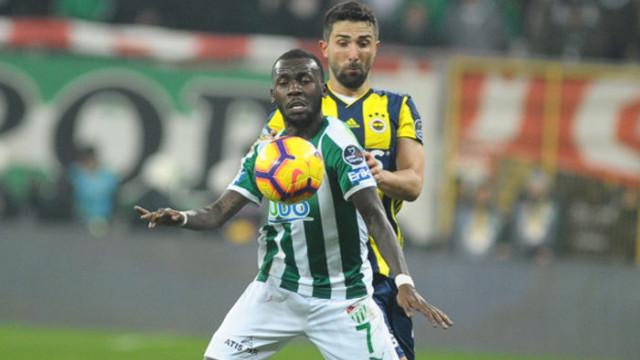 Bursaspor İstanbul takımlarına karşı kazanamıyor