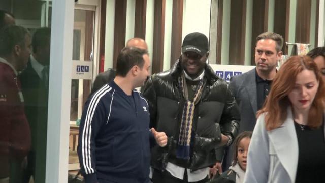 Fenerbahçe'nin yeni transferi Victor Moses İstanbul'da