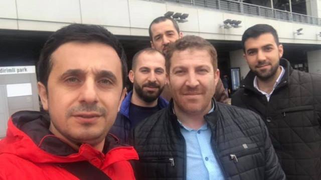 İsrail, Türk heyeti sınır dışı etti