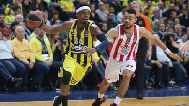 Fenerbahçe Beko THY Avrupa Ligi'nde liderliğini sürdürdü