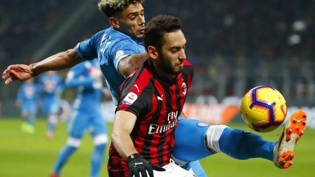 Milan 0 - 0 Napoli
