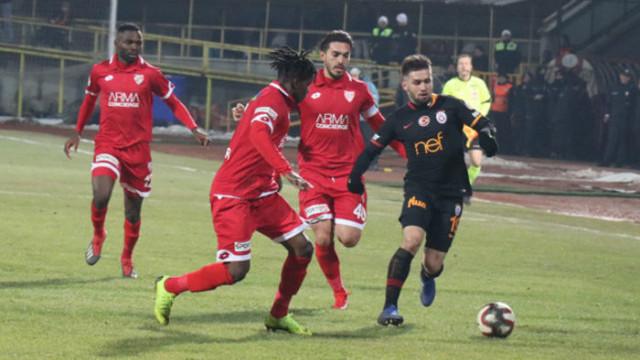 Galatasaray-Boluspor maçının saati değişti