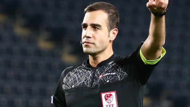 Galatasaray - Boluspor maçının hakemi Serkan Tokat