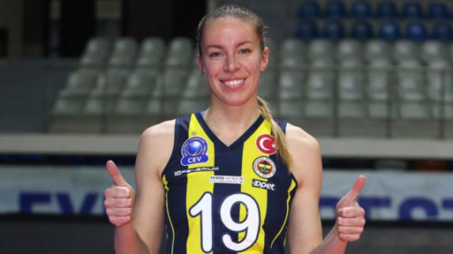 Fenerbahçe Opete Bulgar smaçör 44