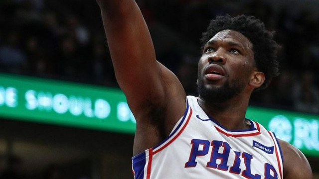 Philadelphia 76ers'ı Embiid taşıdı