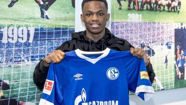 Rabbi Matondo, Schalke 04'te
