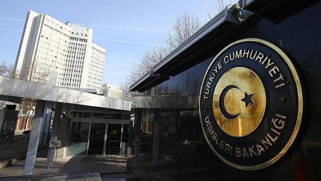 Dışişleri'nden BM'nin Kıbrıs kararına tepki
