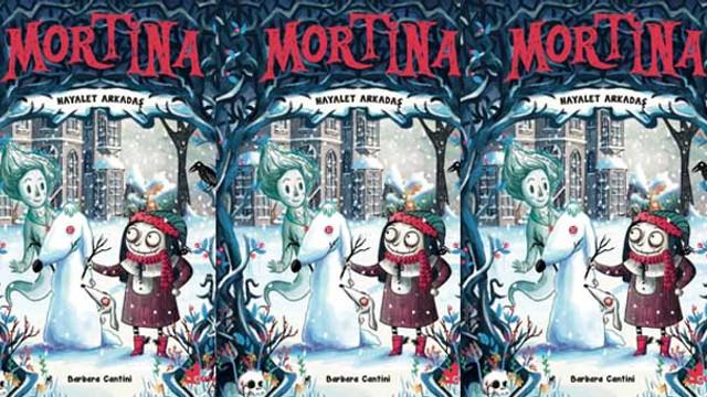 Herkes çocuk zombi Mortina'yı konuşuyor