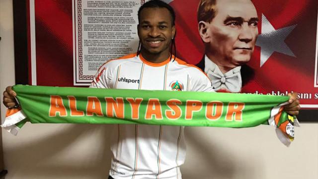 Aytemiz Alanyaspor Joel Obi'yi sezon sonuna kadar kiraladı