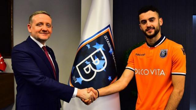 Medipol Başakşehir Muhammet Arslantaş ile profesyonel sözleşme imzaladı