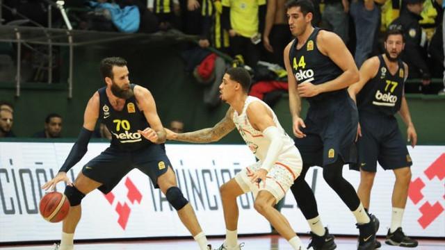 Banvit 83 - 78 Fenerbahçe Beko
