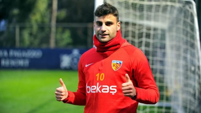 Deniz Türüç: Önceliğimiz Süper Lig