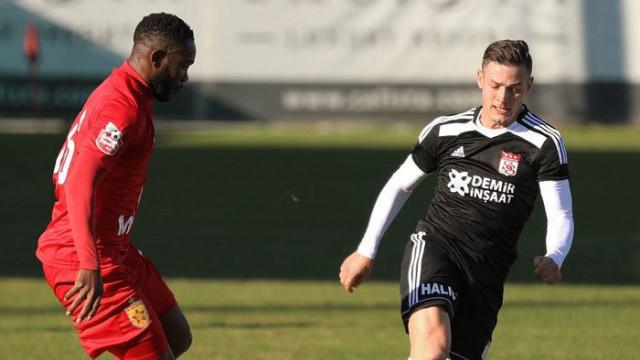 Demir Grup Sivasspor 1 - 1 Partizani