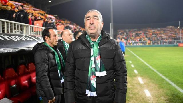 Samet Aybaba: 3 yıl içinde Avrupa'da oynayan bir Bursaspor oluşturmak istiyoruz