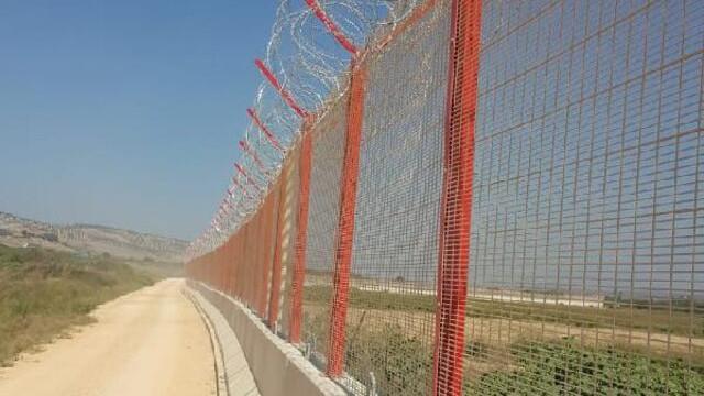 Türkiye'nin Suriye sınıdırında dikkat çeken ayrıntı