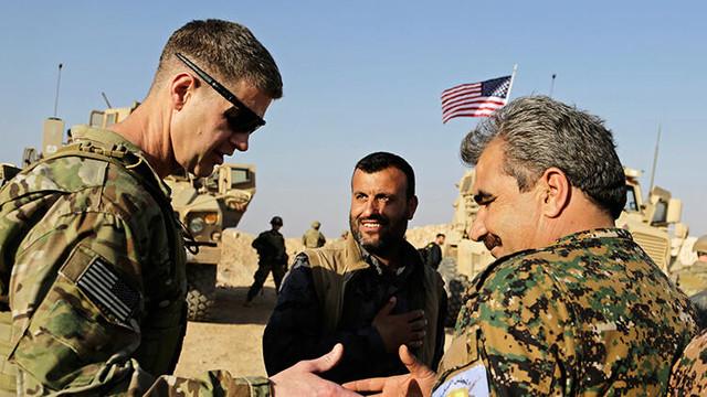 ABD'li araştırmacıdan YPG/PKK için ''saatli bomba'' çıkışı