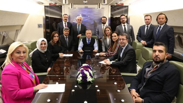 Erdoğan'dan Yılmaz Özdil ve Uğur Dündar yorumu