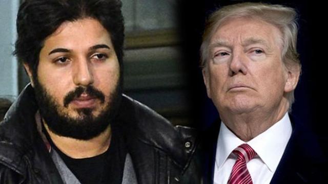 Trump'tan şoke eden Reza Zarrab teklifi !
