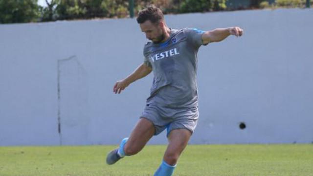 Trabzonspor'da Novak ve Hosseini'de korkulan olmadı