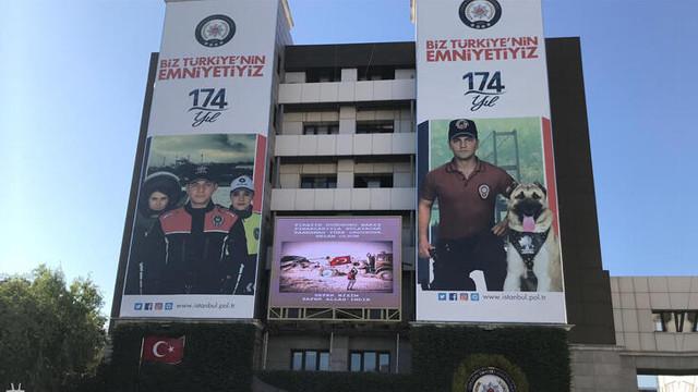 İstanbul Emniyeti'nden Barış Pınarı Harekatı'na destek