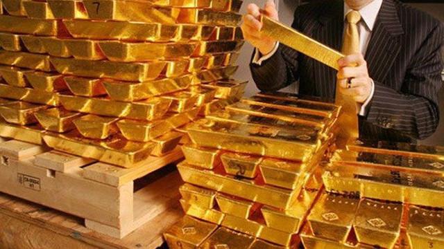 Merkez Bankası'ndan 332.5 tonluk altın operasyonu