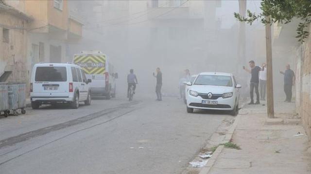 Teröristlerden Mardin'e havanlı saldırı: 8 şehit, 35 yaralı