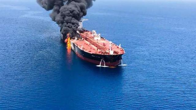 İran'dan tanker saldırısı sonrası sert açıklama