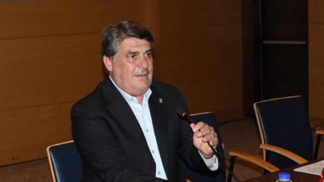 Serdal Adalı, İzmir'de Beşiktaşlılarla buluştu