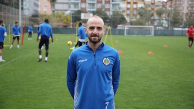 Alanyaspor'dan Efecan Karaca açıklaması