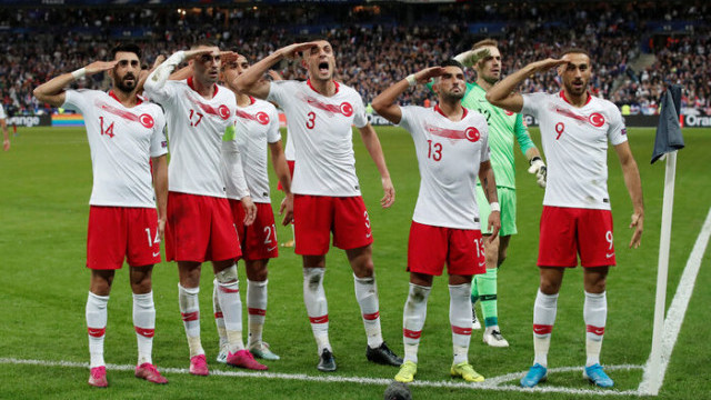 Fransa 1 - 1 Türkiye
