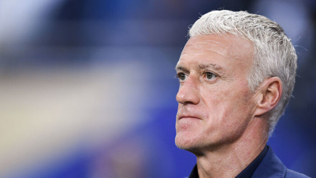 Didier Deschamps'tan Mert Günok ve taraftarlara övgü