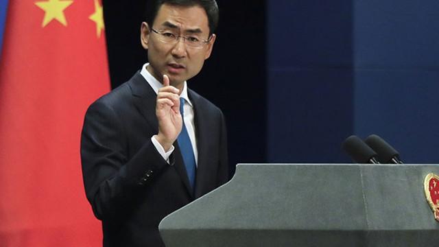 Çin'den Türkiye'ye ''operasyonu durdurun'' çağrısı