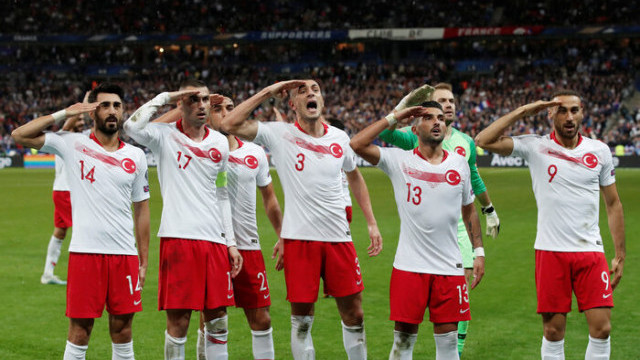 Bild'den skandal ifade: Türkler, Suriye saldırısını selamladı