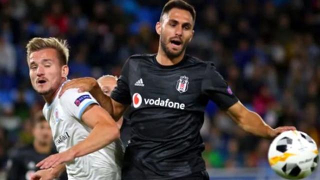 Beşiktaş'ta Victor Ruiz 2-3 hafta yok