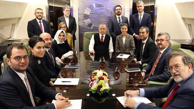 Erdoğan'dan Münbiç açıklaması: Rejimin girmesi çok çok olumsuz değil