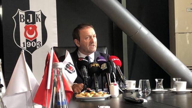 Hürser Tekinoktay: Pazartesi günü Beşiktaş'ın kasasına 3,5 milyar TL koyarım ama...