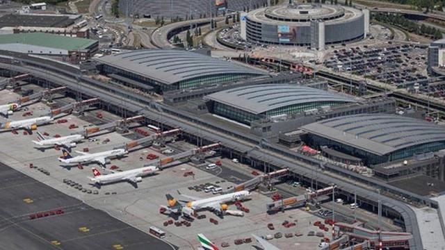 Hamburg Havalimanı'nda bomba alarmı